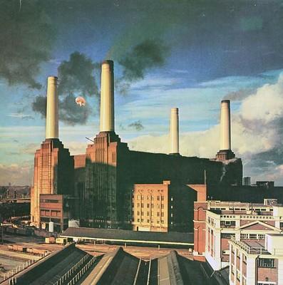 PINK FLOYD - ANIMAL UK original (LP)