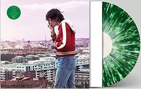 HELLSTRÖM, HÅKAN - 2 STEG TILL PARADISE Färgad Splatter vinyl, Limited edition (2LP)