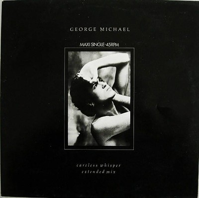 "MICHAEL, GEORGE - CARELESS WHISPER (EXTENDED MIX) Dutch 12"" maxi (12"")"