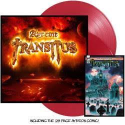 AYREON - TRANSITUS 180g red vinyl (2LP)