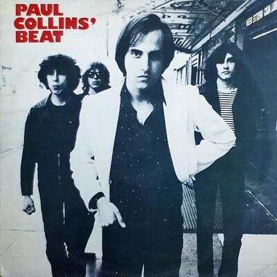 PAUL COLLINS' BEAT - S/T (THE BEAT) Dutch pressing. EX-Nerves, great powerpop. (LP)