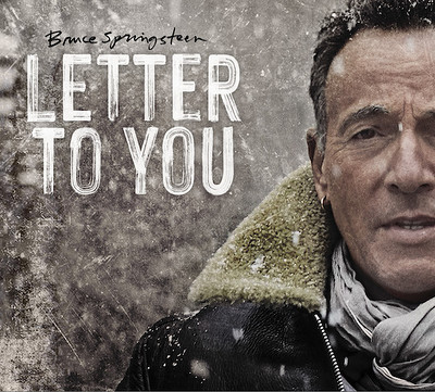 SPRINGSTEEN, BRUCE & THE E STREET BAND - LETTER TO YOU Black Vinyl Double Lp (2LP)