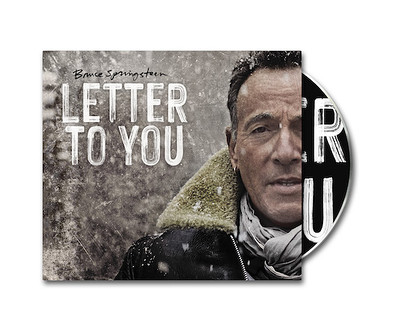 SPRINGSTEEN, BRUCE & THE E STREET BAND - LETTER TO YOU First press CD in softpack and booklet (CD)