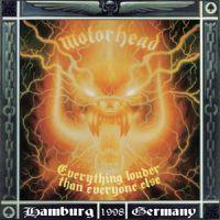 MOTÖRHEAD - EVERYTHING LOUDER... Live in Germany 1998 (3LP)