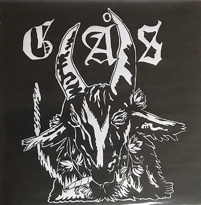 "GÅS - EPITAPH Limited Edition of 66 copies numbered editions (7"")"