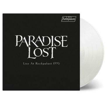 PARADISE LOST - LIVE AT ROCKPALAST 1995 White vinyl, 1500x. RSD20 (2LP)
