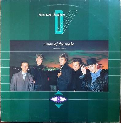 "DURAN DURAN - UNION OF THE SNAKE Scarce Portuguese 12"" maxi (12"")"