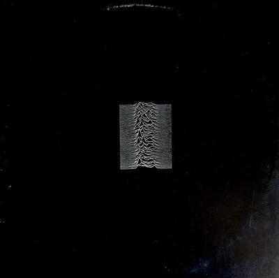 JOY DIVISION - UNKNOWN PLEASURES Spanish pressing, not textured sleeve (LP)