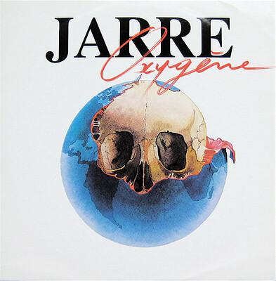 "JARRE, JEAN-MICHEL - OXYGENE IV / EQUINOXE V German 12"" maxi (12"")"