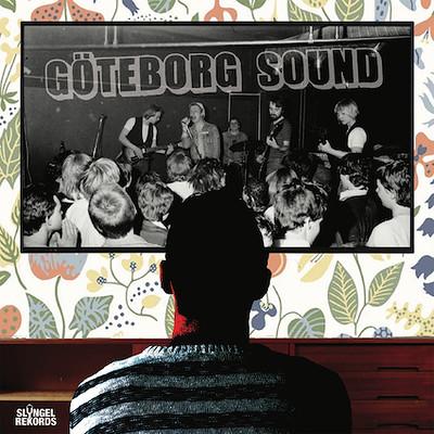"""GöTEBORG SOUND - HYLAND & FALK EP Swedish early punk recorded 1978-79. Turquise vinyl, Lim.Ed. 300 copies (7"""")"""