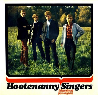 HOOTENANNY SINGERS - INTERNATIONAL Unplayed, TOP COPY! (LP)