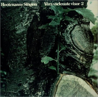 HOOTENANNY SINGERS - VÅRA VACKRASTE VISOR 2 First edition. Top copy, unplayed! (LP)