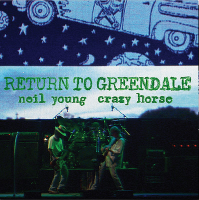 YOUNG, NEIL & CRAZY HORSE - RETURN TO GRENDALE Double Lp (2LP)
