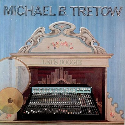 TRETOW, MICHAEL B. - LET'S BOOGIE Featuring all ABBA members, and Ted Gärdestad (LP)