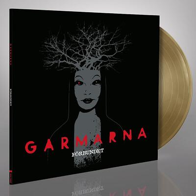 GARMARNA - FÖRBUNDET 2020 album, Sweden only GOLD vinyl, 300x (LP)