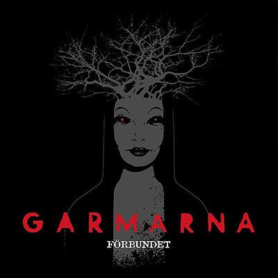 GARMARNA - FÖRBUNDET 2020 album, black vinyl (LP)