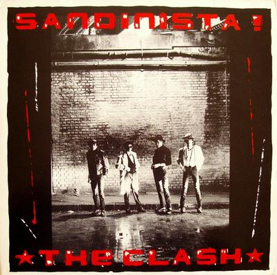 CLASH, THE - SANDINISTA Remastered. (3LP)