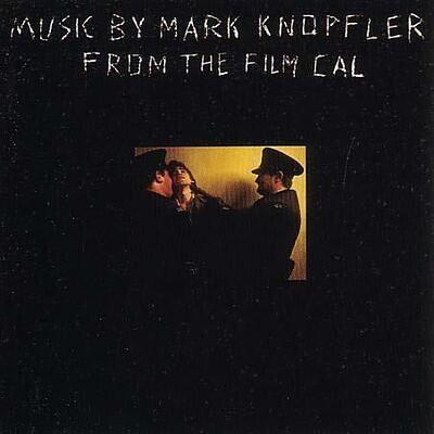 KNOPFLER, MARK - CAL Soundtrack, Dutch pressing (LP)
