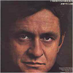 CASH, JOHNNY - UNDERSTAND YOUR MAN Dutch pressing (LP)
