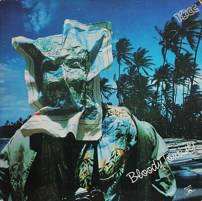 10CC - BLOODY TOURISTS U.S. pressing (LP)