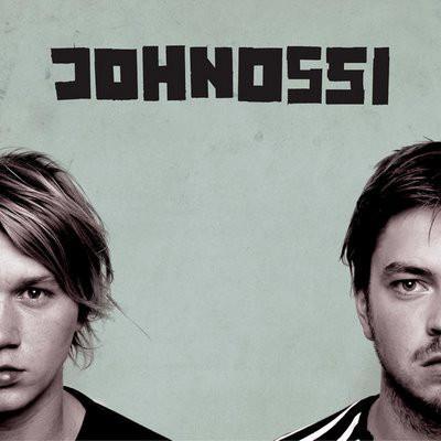 JOHNOSSI - S/T Rare ltd edition on YELLOW vinyl, 100 copies only! (LP)
