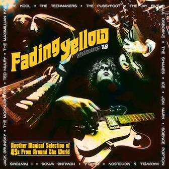 FADING YELLOW - VOLUME 18 - Timeless Gems of around the globe Poppsyche, 1965-1968 Lim.Ed. 500 copies (CD)