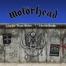 MOTÖRHEAD - LOUDER THAN NOISE- Live In Berlin (2LP)