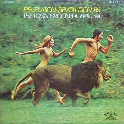 LOVIN' SPOONFUL, THE - REVELATION: REVOLUTION '69 U.S. pressing (LP)