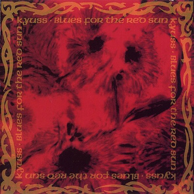 KYUSS - BLUES FOR THE RED SUN USA import. 1992 album (LP)