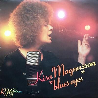 MAGNUSSON, KISA - BLUES EYES (LP)