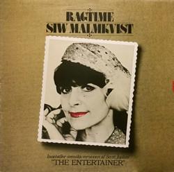 """MALMKVIST, SIW - RAGTIME """"Photo"""" sleeve (LP)"""