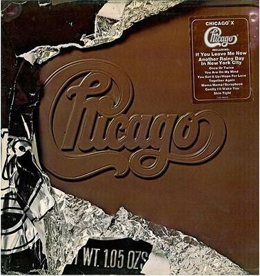 CHICAGO - CHICAGO X Dutch pressing, gatefold (LP)