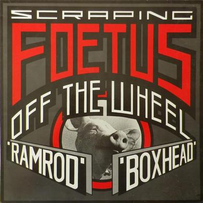 "FOETUS - RAMROD + 2 UK maxi single (12"")"