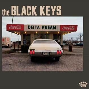 BLACK KEYS, THE - DELTA KREAM Black vinyl (LP)