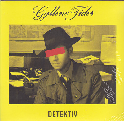 "GYLLENE TIDER - DETEKTIV Limited Edition 500 copies (7"")"