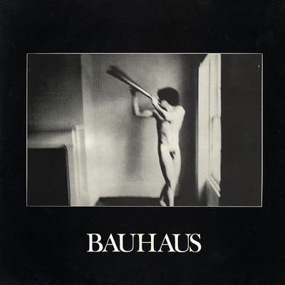 BAUHAUS - IN THE FLAT FIELD UK Original Pressing With Innersleeve (LP)
