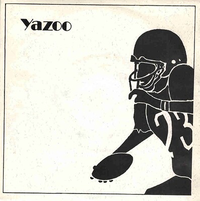 "YAZOO - ONLY YOU / SITUATION Swedish ps (7"")"