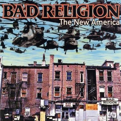 BAD RELIGION - NEW AMERICA 2018 remastered Vinyl re. (LP)