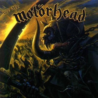 MOTÖRHEAD - WE ARE MOTORHEAD 2000 album availiable again (LP)