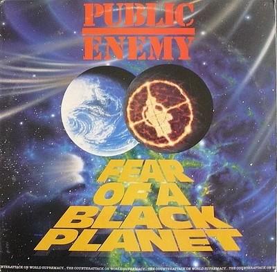 PUBLIC ENEMY - FEAR OF A BLACK PLANET 180g (LP)