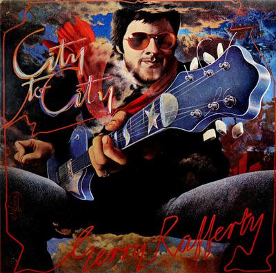 RAFFERTY GERRY - CITY TO CITY UK original (LP)