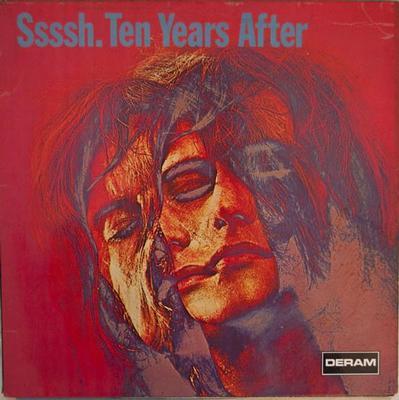 TEN YEARS AFTER - SSSSH. Uk stereo original Gatefold sleeve (LP)
