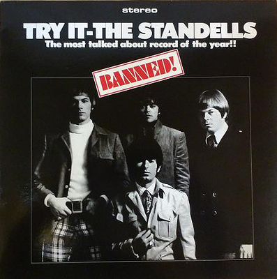 STANDELLS, THE - TRY IT Classic US 60's garage, Third album, Lim.Ed. reissue (LP)