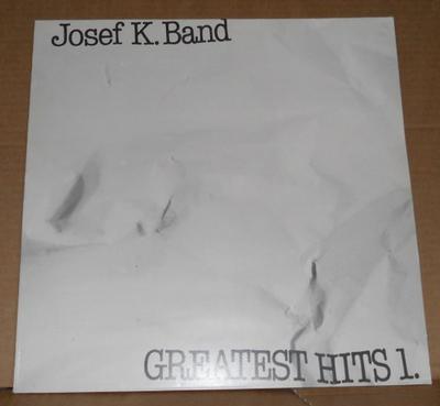 JOSEF K BAND - GREATEST HITS 1 (LP)