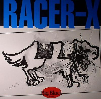 RACER-X     USA re-press