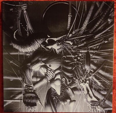 DANZIG - DANZIG 5: BLACKACIDEVIL Silver vinyl, USA import (LP)