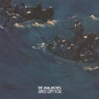 THE AVALANCHES - SINCE I LEFT YOU Rare UK Original Pressing In Top Condition! (2LP)