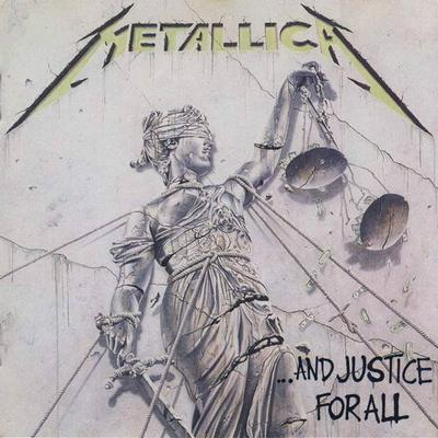 METALLICA - AND JUSTICE FOR ALL European 1988 Original Pressing With Innersleeves (2LP)