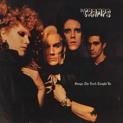 CRAMPS, THE - SONGS THE LORD THAUGHT US Reissue (LP)