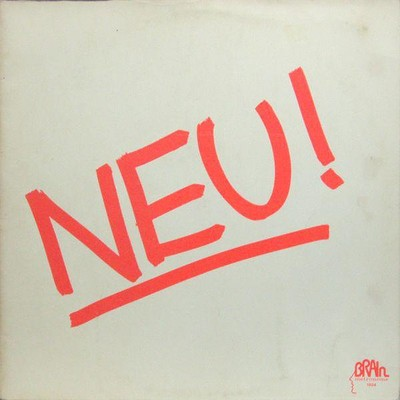 NEU - 1 1972 German Kraut/electronica classic, gatefold sleeve (LP)